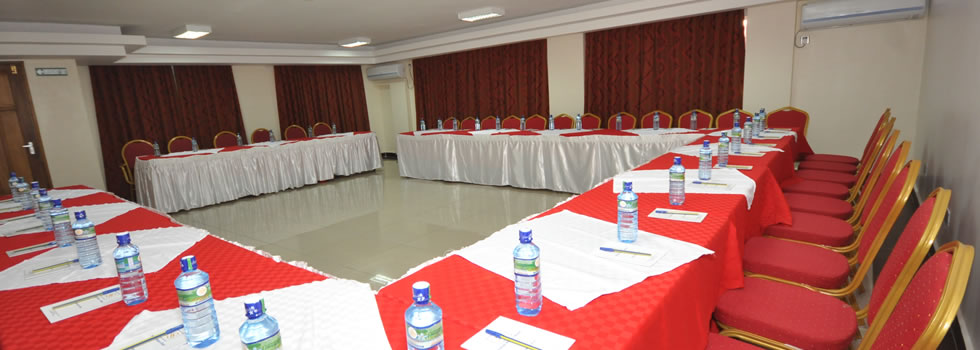 Conference centre in Mombasa