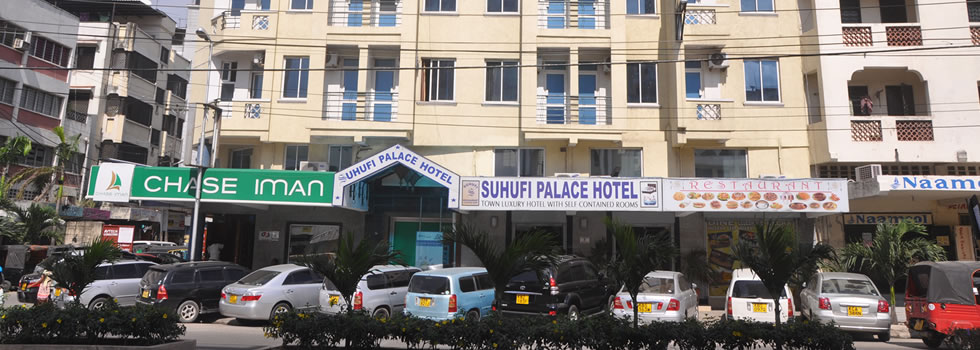 Suhufi hotel reservation